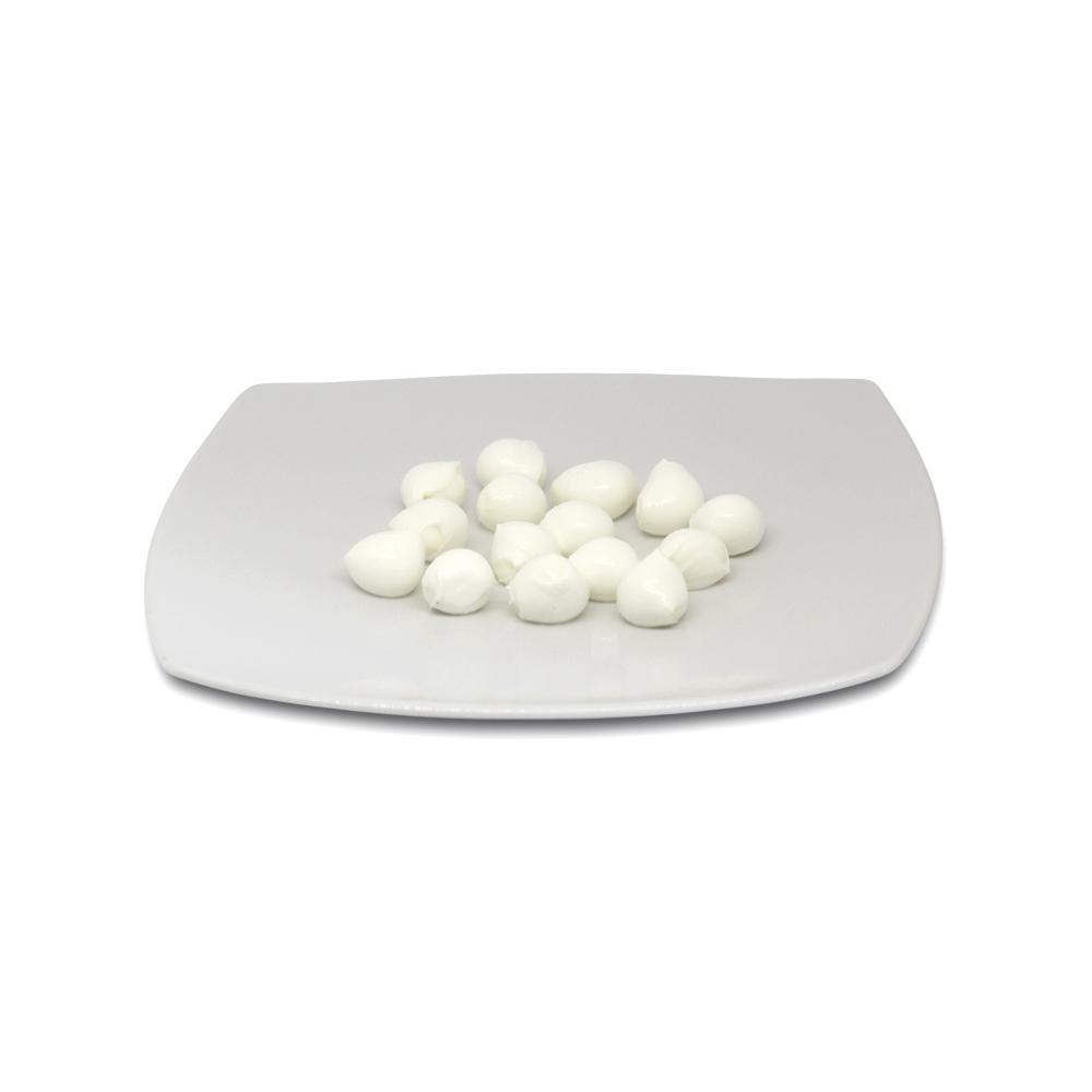 Perle di mozzarella - mozzarelline - Caseificio San Leonardo - Salerno - Campania