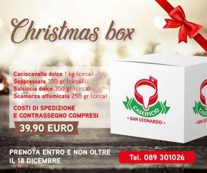 Christmas Box Caseificio San Leonardo